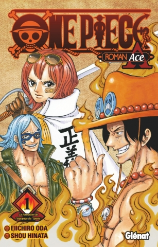 One Piece Roman - Novel A 1re partie