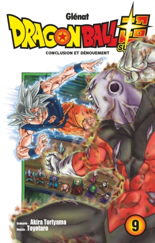Dragon Ball Super - Tome 09