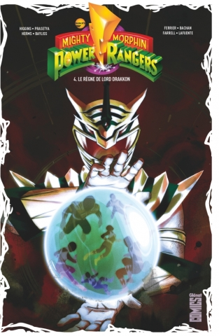 Power Rangers - Tome 04