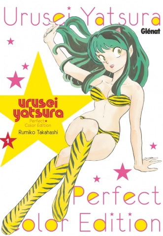 Urusei Yatsura - Perfect Color Edition - Tome 01