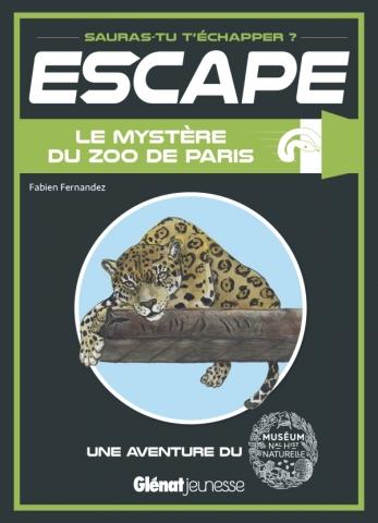 Escape ! Le mystère du zoo de Paris
