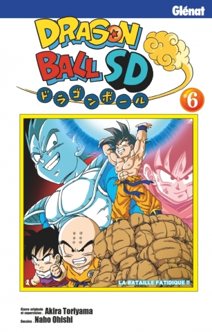Dragon Ball SD - Tome 06