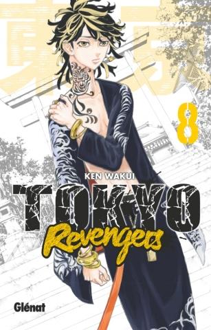 Tokyo Revengers - Tome 08