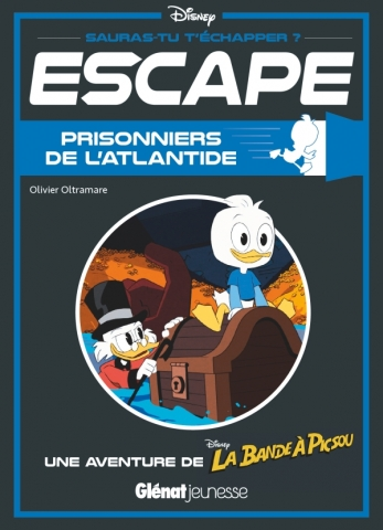 Escape ! Prisonniers de l'Atlantide