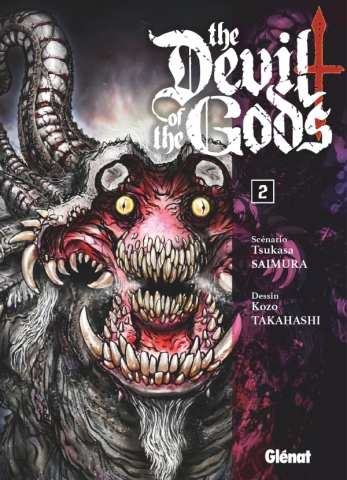 The Devil of the Gods - Tome 02