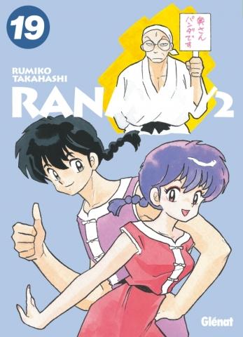Ranma 1/2 - Édition originale - Tome 19