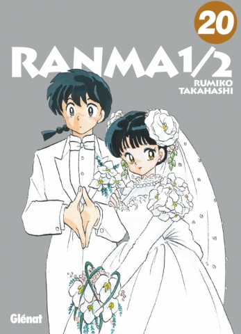 Ranma 1/2 - Édition originale - Tome 20