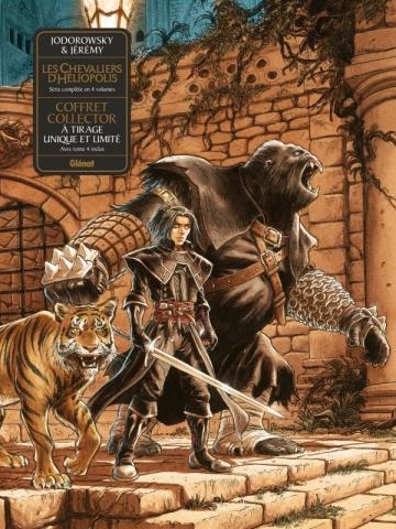 Les Chevaliers d'Héliopolis Coffret Tome 4