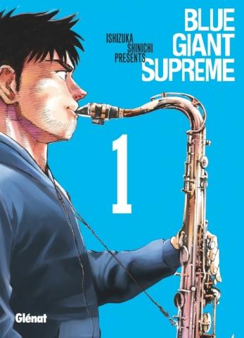 Blue Giant Supreme - Tome 01