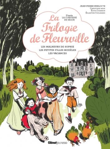La trilogie de Fleurville