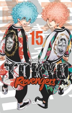 Tokyo Revengers - Tome 15
