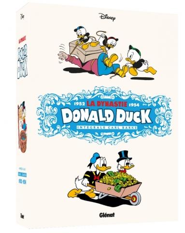 La Dynastie Donald Duck - Coffret 1952/1954