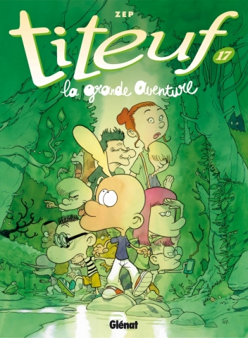 Titeuf - Tome 17