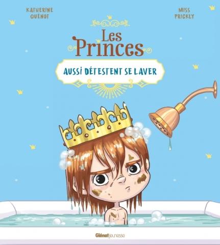 Les princes aussi détestent se laver