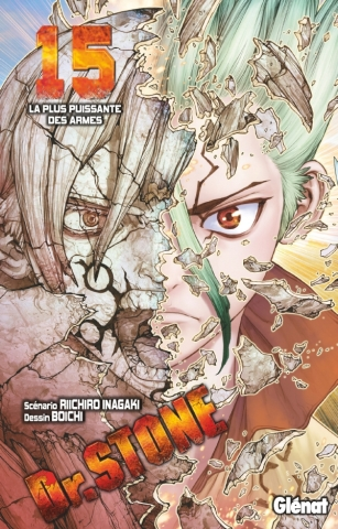 Dr. Stone - Tome 15
