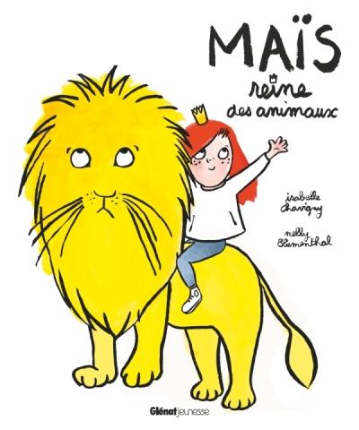 Maïs reine des animaux