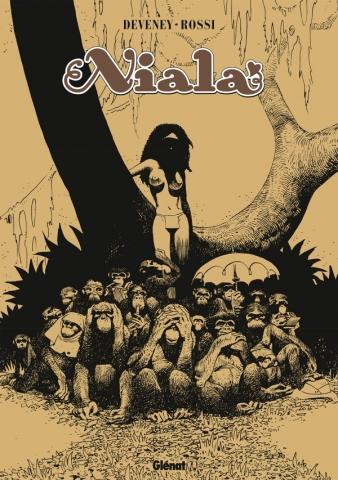 Niala - Edition Collector Noir et Blanc