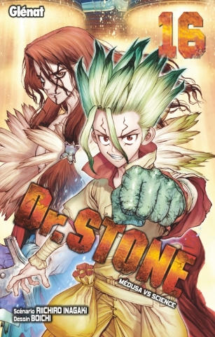 Dr. Stone - Tome 16