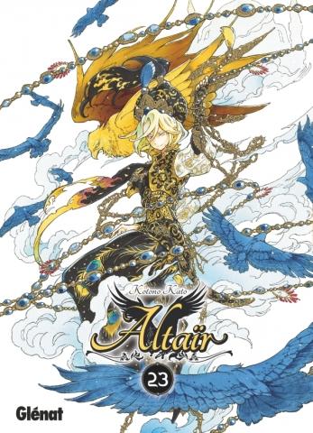 Altaïr - Tome 23