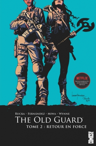 The Old Guard - Tome 02