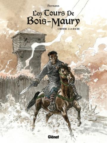 Les Tours de Bois-Maury - L'Homme à la hache (GF)