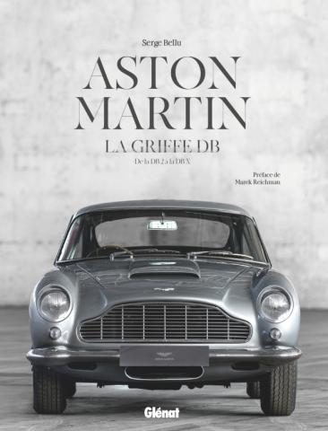 Aston Martin, la griffe DB