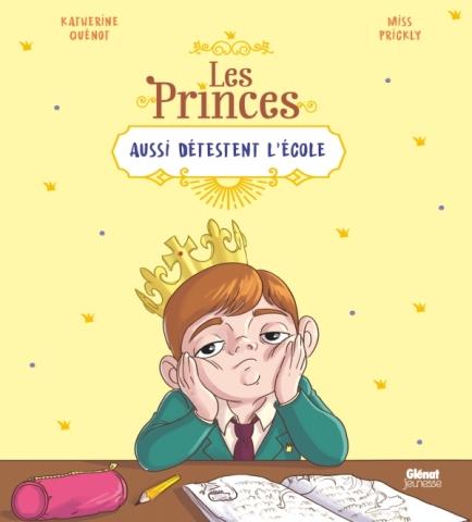 Les princes aussi détestent l'école