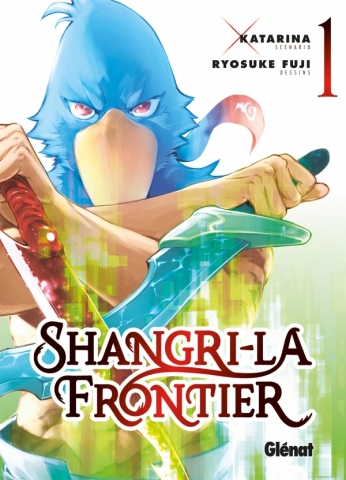 Shangri-la Frontier - Tome 01