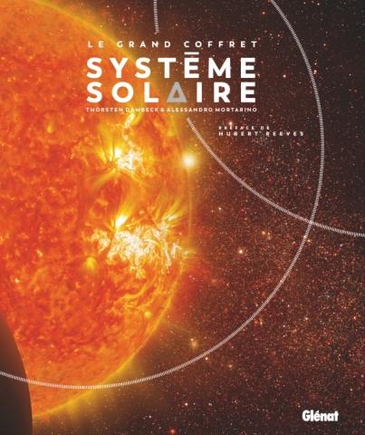 Coffret Le système solaire