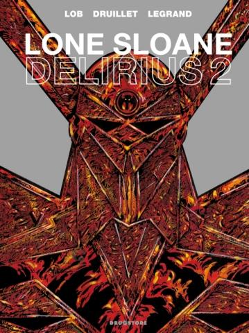 Lone Sloane - Delirius 2