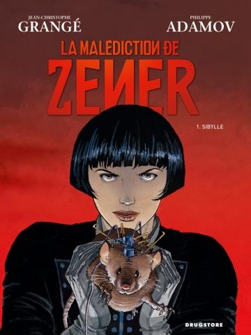 La malédiction de Zener - Tome 01