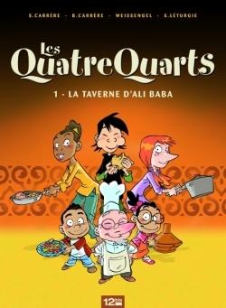 Les Quatre Quarts - Tome 01