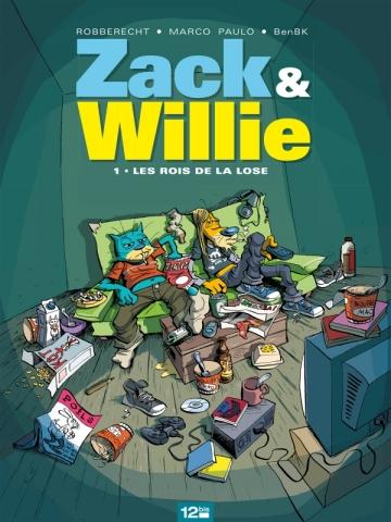 Zack & Willie - Tome 01