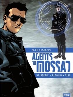 Agents du Mossad - Tome 01