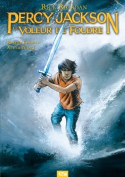 Percy Jackson - Tome 01