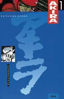 Akira (couleur) - Tome 01