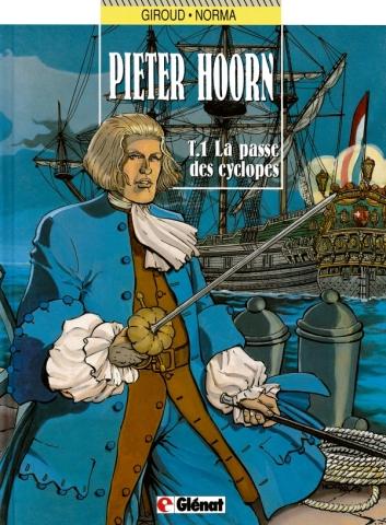 Pieter Hoorn - Tome 01