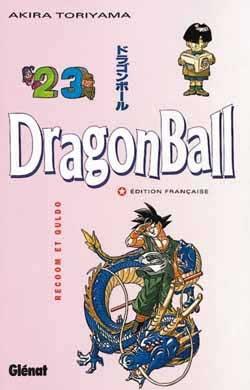 Dragon Ball (sens français) - Tome 23