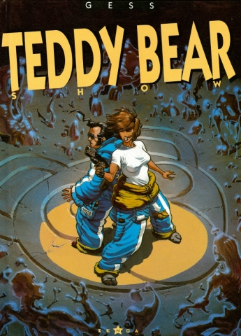 Teddy bear - Tome 03
