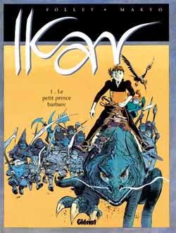 Ikar - Tome 01
