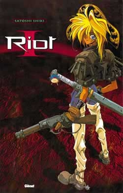 Riot - Tome 01