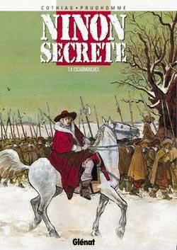 Ninon secrète - Tome 04