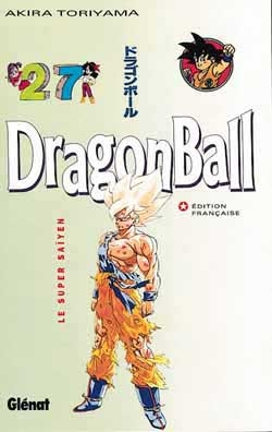 Dragon Ball (sens français) - Tome 27