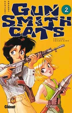 Gunsmith Cats - Tome 02