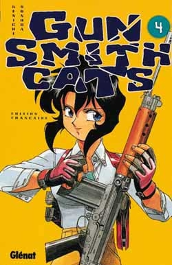 Gunsmith Cats - Tome 04
