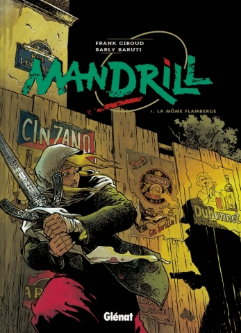 Mandrill - Tome 01