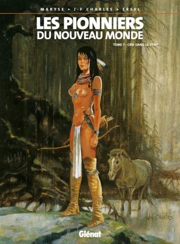 Les Pionniers du nouveau monde - Tome 07