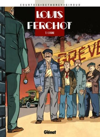 Louis Ferchot - Tome 01