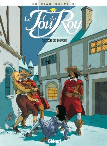 Le Fou du roy - Tome 02