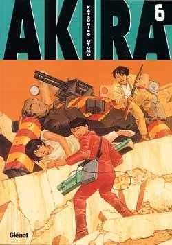 Akira (noir et blanc) - Tome 06